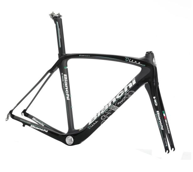 Bianchi Oltre XR OB Black