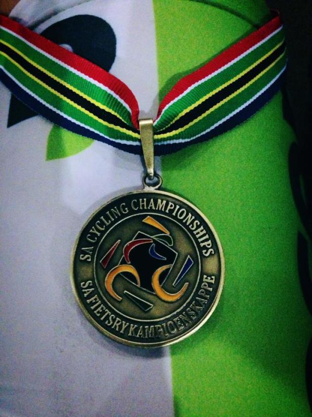 SA Champs Bronze Medal