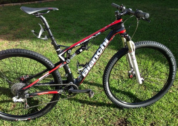 Methanol 29 FS With S-Works Wolftooth blade